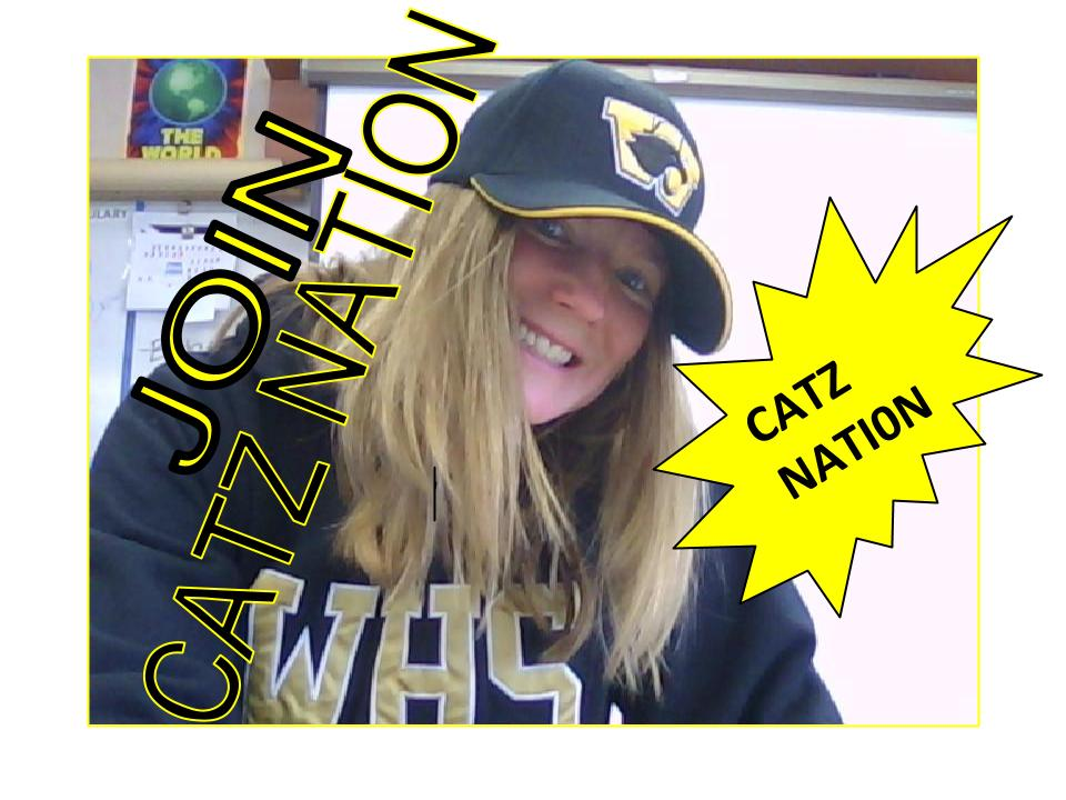 Join Catz Nation!!!!