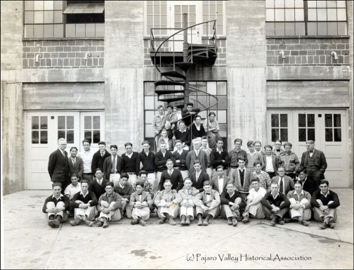Agriculture Club 1928